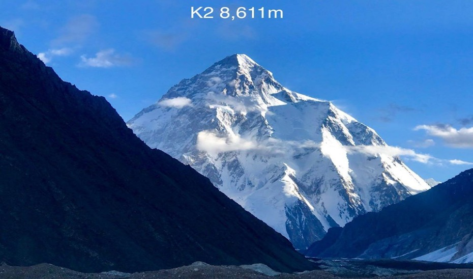 K2 8611m
