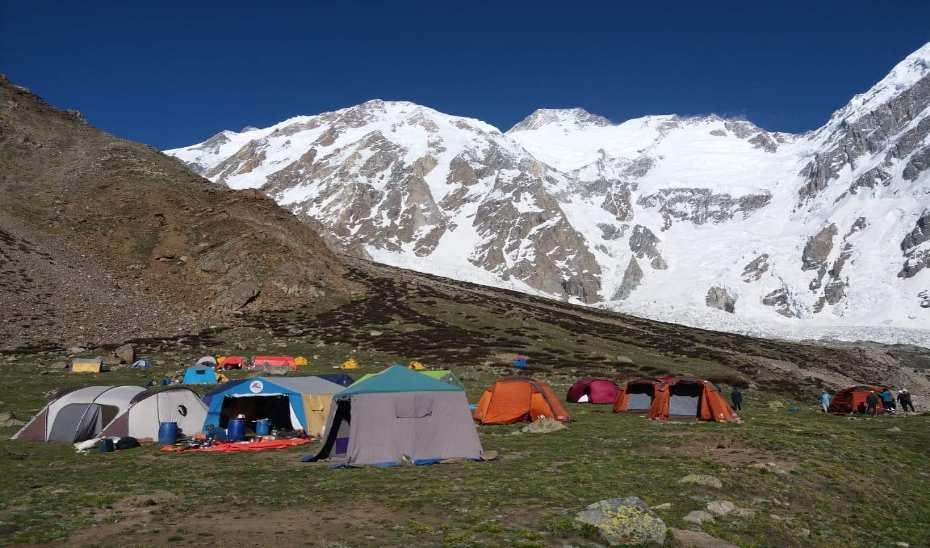Nanga Parbat 8126m