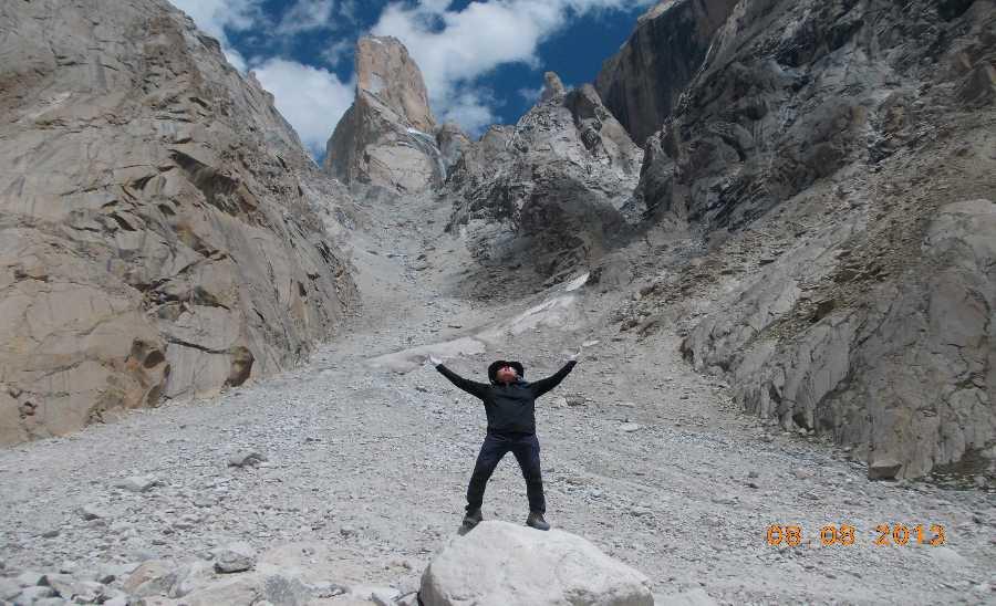 Trango Summit
